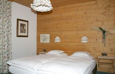 Schlafzimmer Appartement Rendl